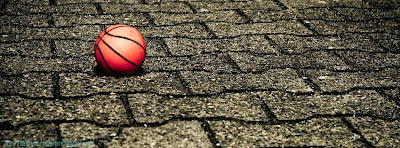 Couverture facebook original basketball