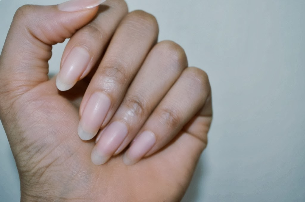 My Natural Nails No Basecoat Polish