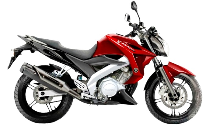 Yamaha New V-Ixion 2013