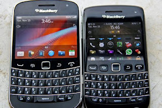BlackBerry Dakota dan Bellagio