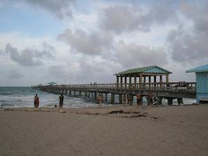 Pier de Fort Lauderdale, USA