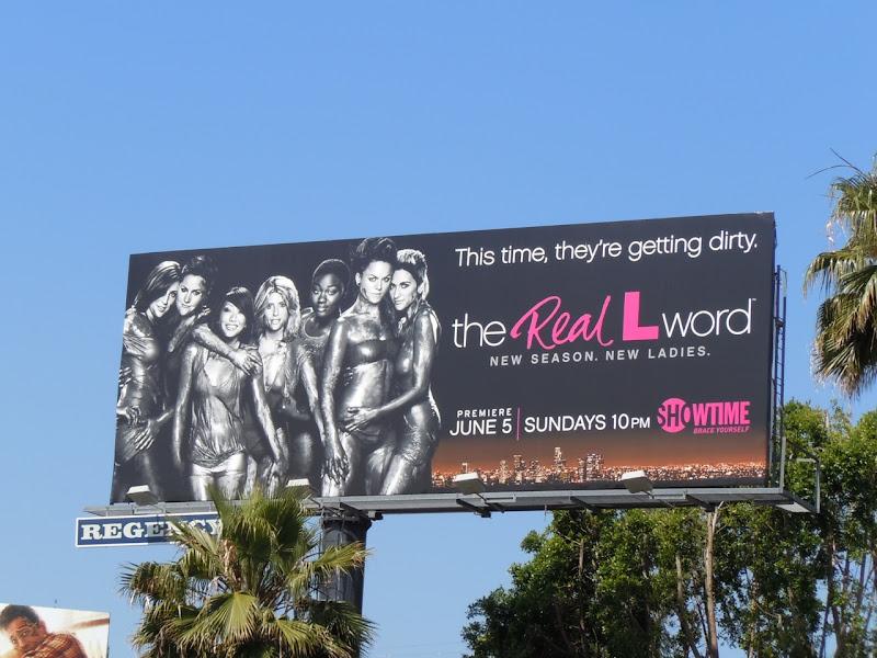 The Real L Word season 2 billboard