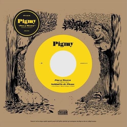 Pigmy pan y musica