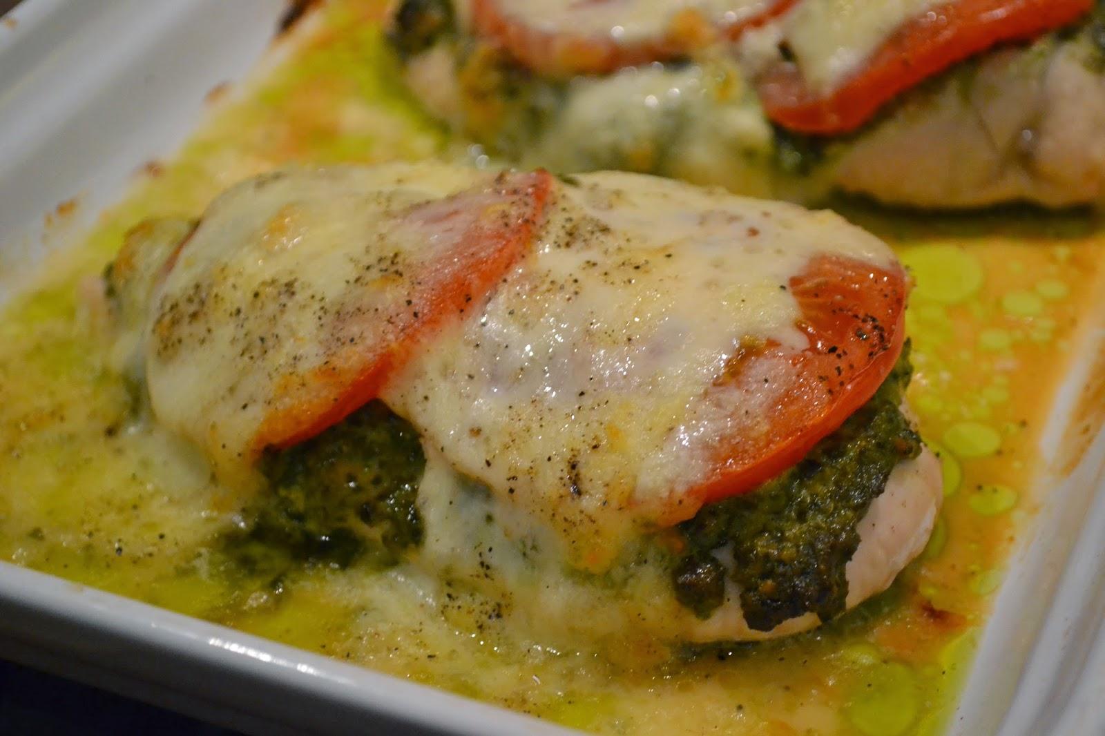 recept met kipfilet uit de oven
