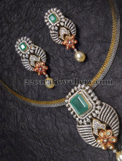Classic Diamond Pendant and Hangings