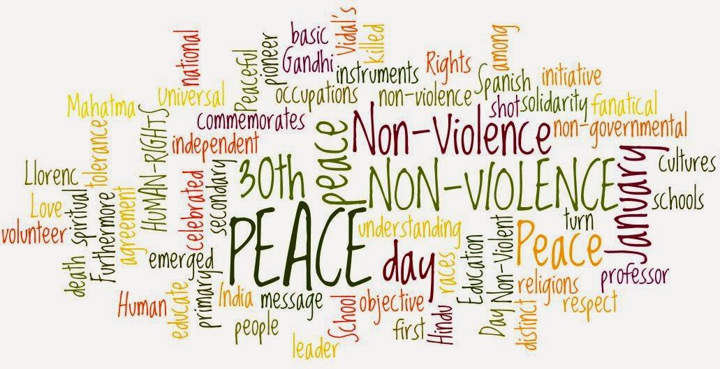 Essay On Non Violence