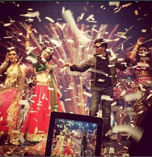 SRK's Temptations Reloaded 2013 in Sydney