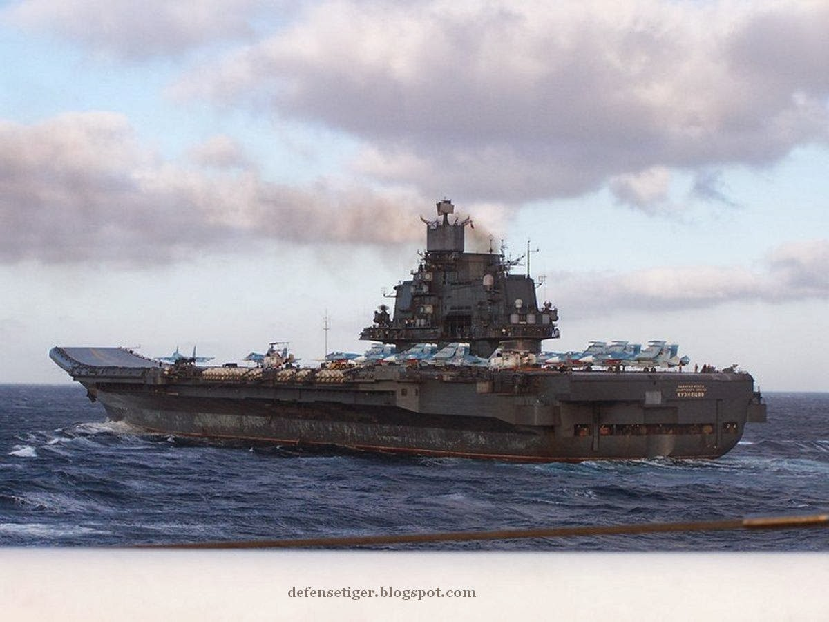 Mass media: Admiral Kuznetsov and the group of ships headed by him are preparing a strike on militants 08.11.2016 97