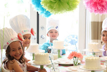 {Bake Shoppe Party}