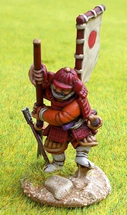 Samurais/samurai. 28mm, ral partha and dixon, painted by ilvj