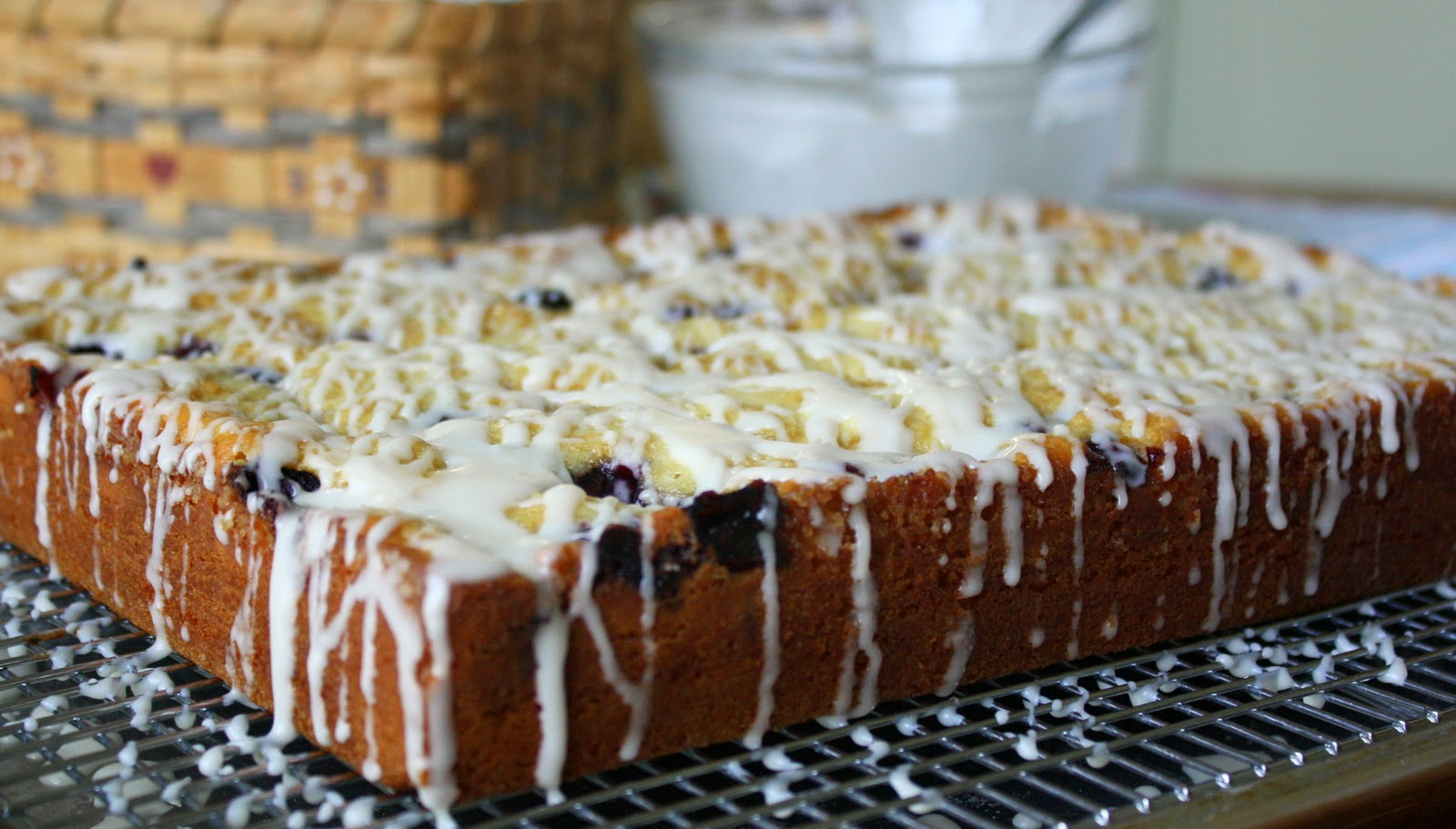 Jane\'s Sweets & Baking Journal: Blackberry & Blueberry Kuchen ...