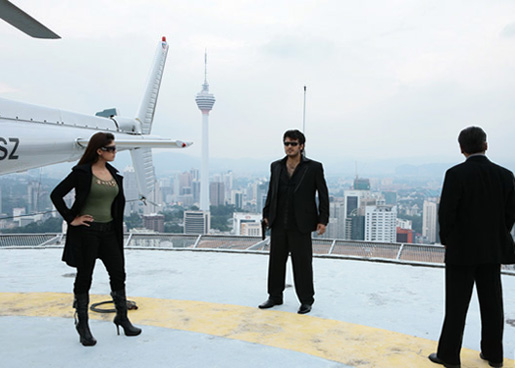 Billa 2 movie still