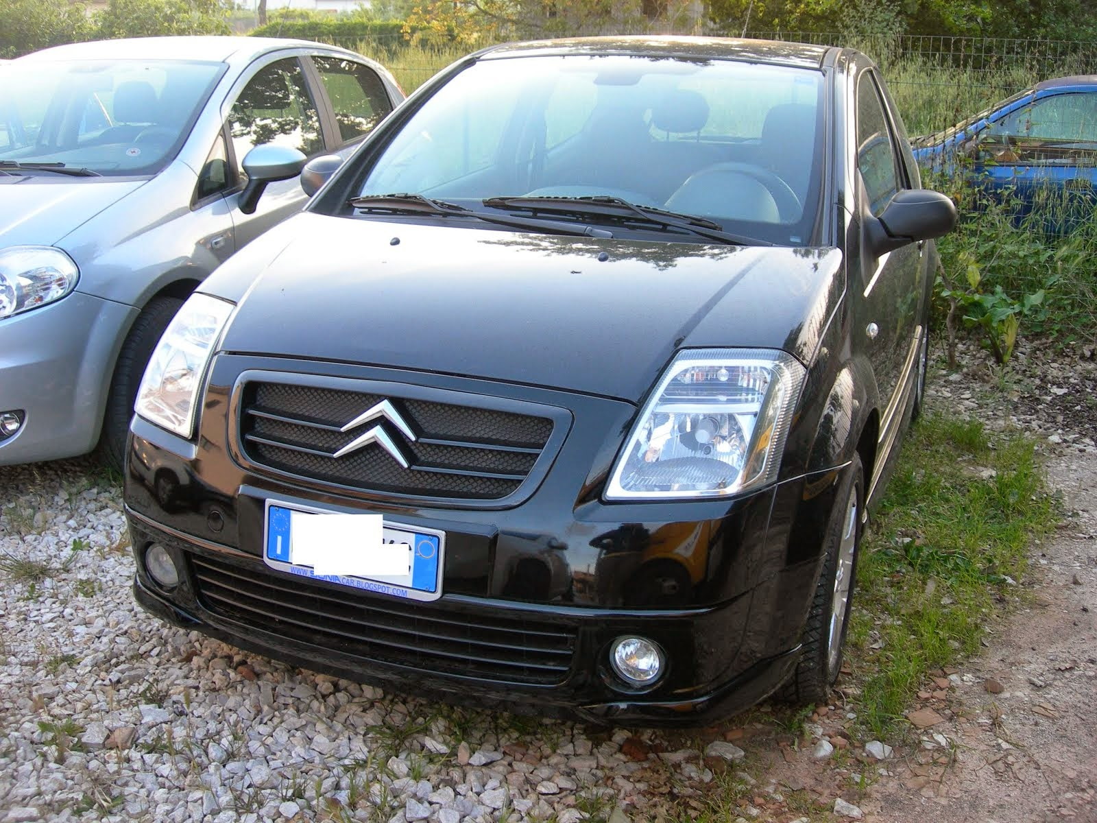 Citroen C2 1.4 VTR  acc:full optional Anno 2006