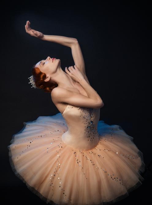 Iana Salenko erwacht zu neuem Leben