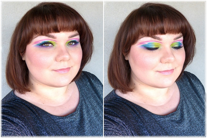 extremes Make up mit UD Electric