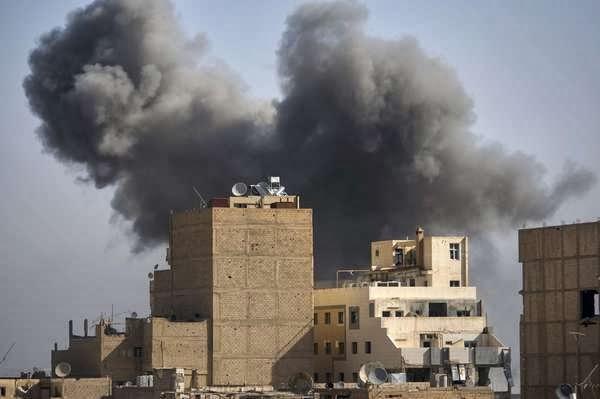Rusia Prihatin Atas Serangan terhadap Depot Senjata Suriah