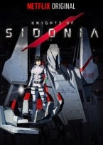 Knights Of Sidonia Audio Latino