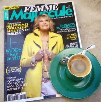 couverture Femme Majuscule N° 7