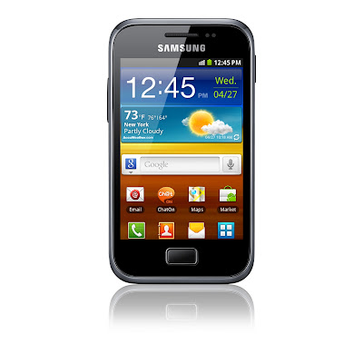 Samsung GALAXY Ace Plus image