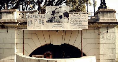 Parrilla El pibe