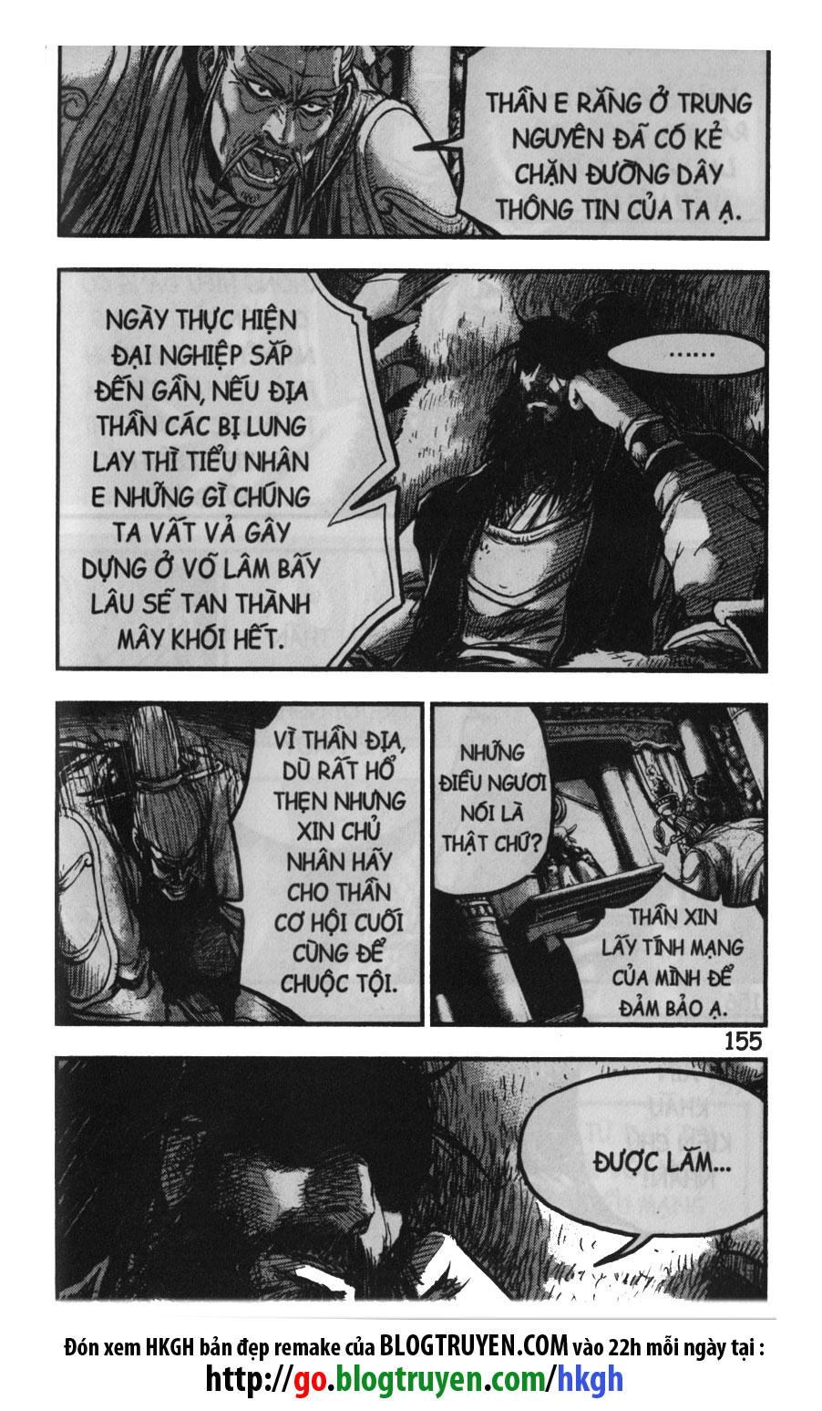 Hiệp Khách Giang Hồ chap 418 Trang 5 - Mangak.info