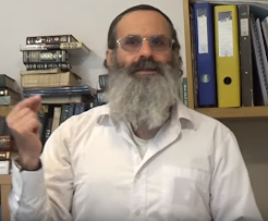 LATEST RABBI RICHTER SHIUR
