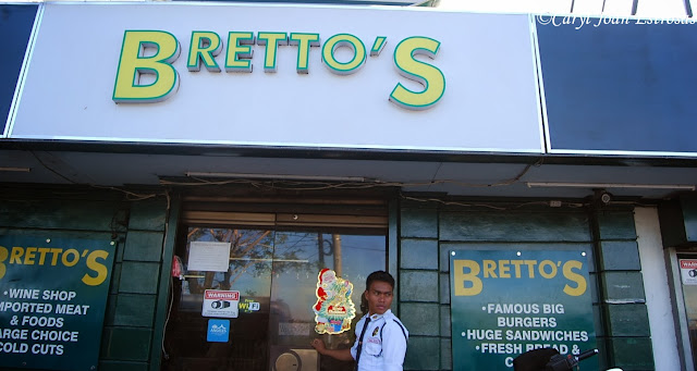 Hungry-pinay.blogspot.com: Bretto's, Angeles City