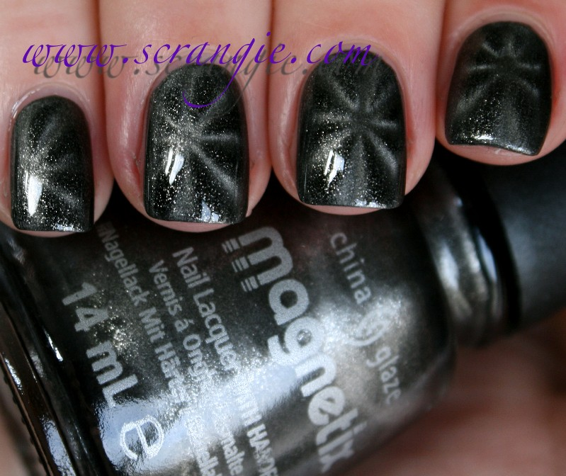 Scrangie: China Glaze Magnetix Collection Spring 2012 Swatches and ...