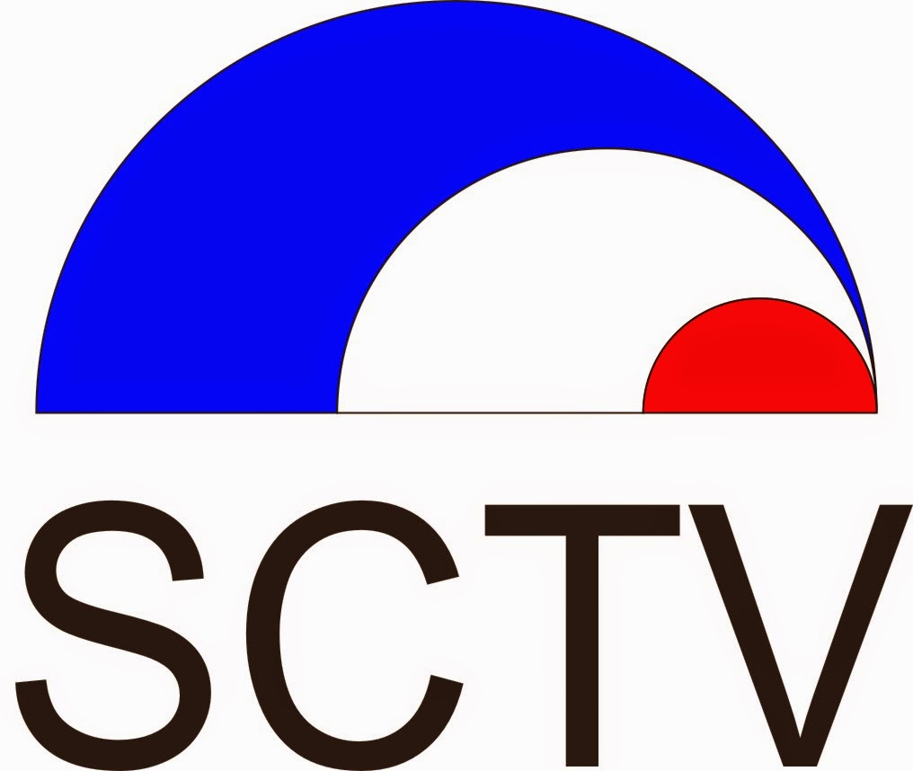 logo sctv gambar logo