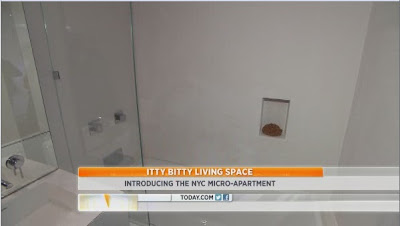 "Minimal USA ""Making Room"" Exhibition on NBC Today Show"