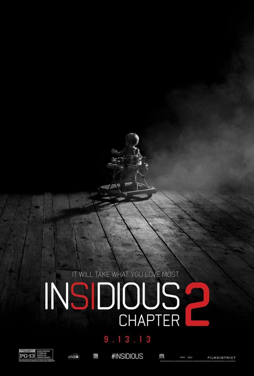 Insidious : Chapitre 2 streaming vf