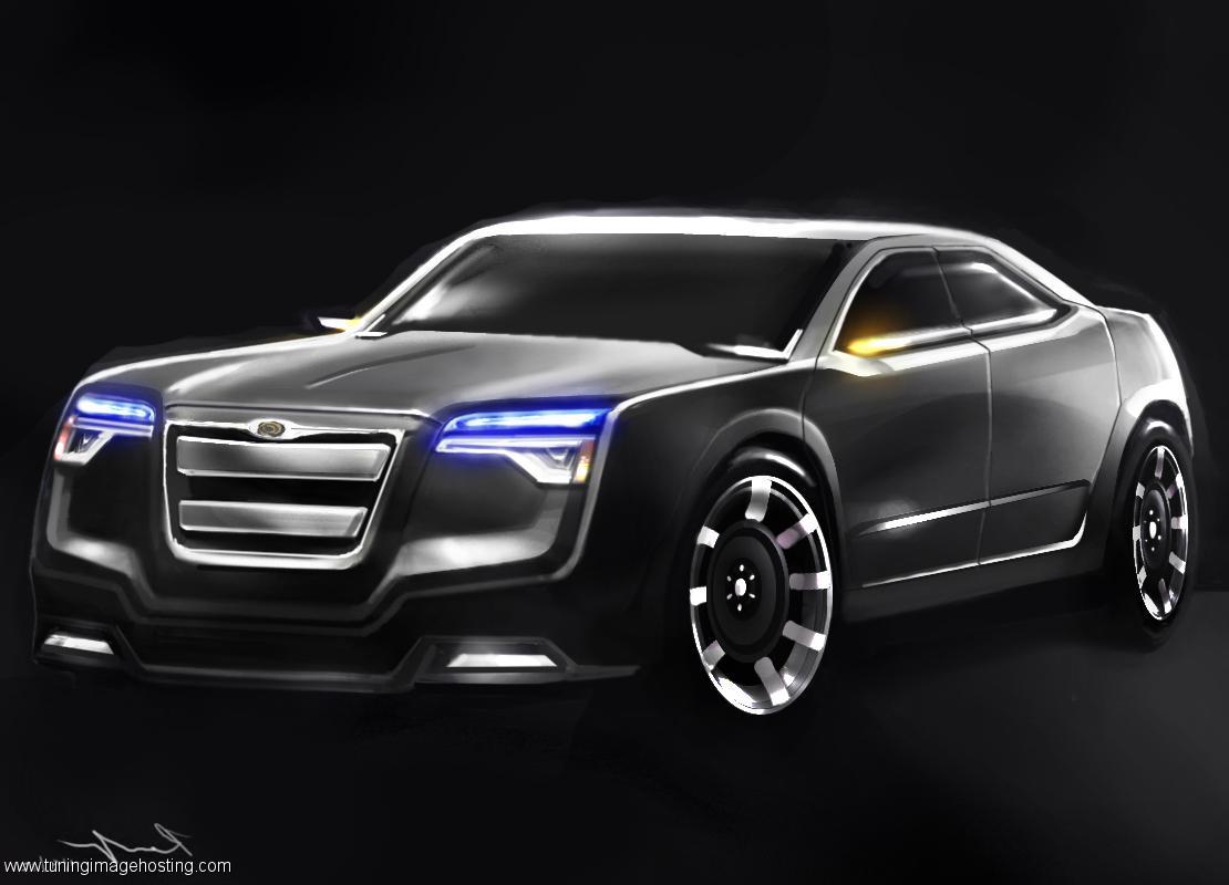2016 Chrysler 300 Concept Redesign 2017 2018 Best Cars