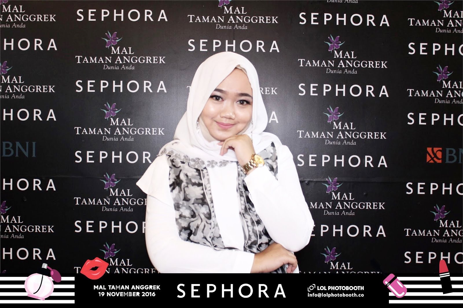 Sephora Indonesia Beauty Influencer