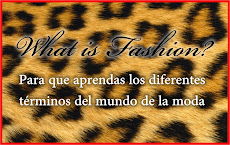 Diccionario de la Moda