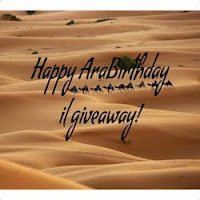 HAPPYArabirthday...giveaway