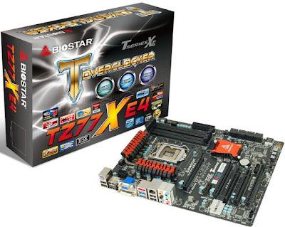 Biostar TZ77XE4 BOX