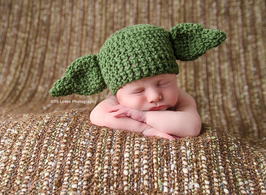 Verolitas Creations Newborn Yoda Pattern Free
