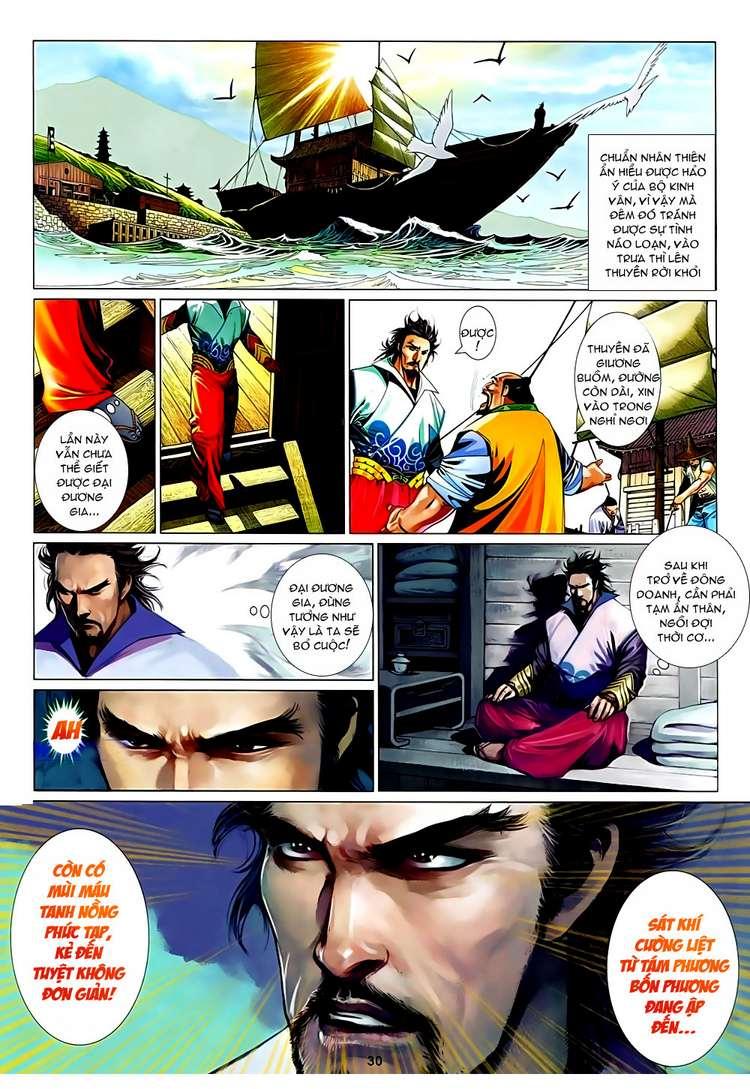 Phong Vân chap 632 Trang 30 - Mangak.info