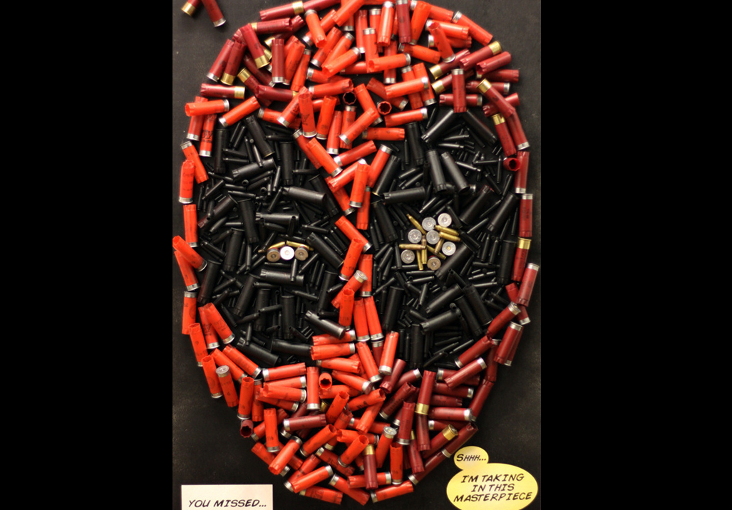 The Daily Zombies Deadpool Vs Bullets