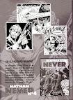 Nathan Never / Publicidad Aleta