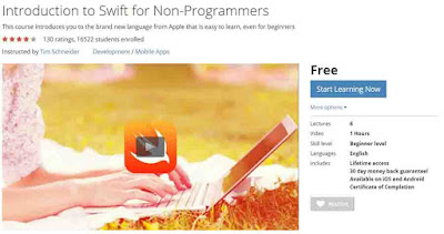 Best Websites,Courses and Tutorials to Learn Swift Programming