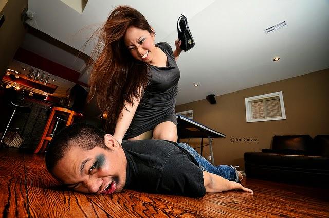 Ciri-Ciri Suami Takut Isteri