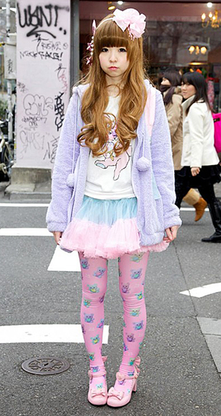 Bows Arrow X Kawaii How To Dress Fairy Kei Style