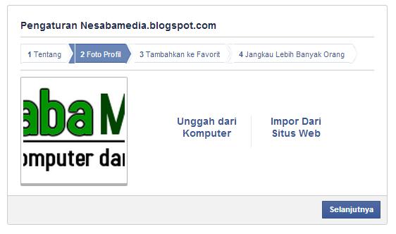 CARA MEMBUAT FANS PAGE Halaman di Facebook Terbaru | Cara