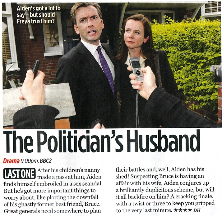 politician husband episode promotional pictures