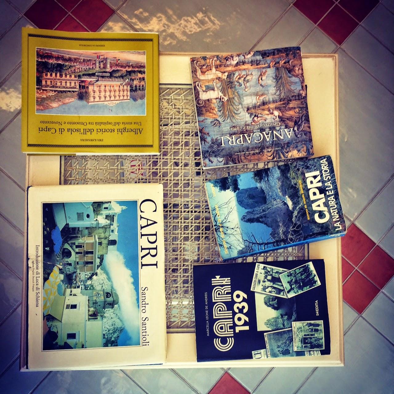 things to do in capri anacapri