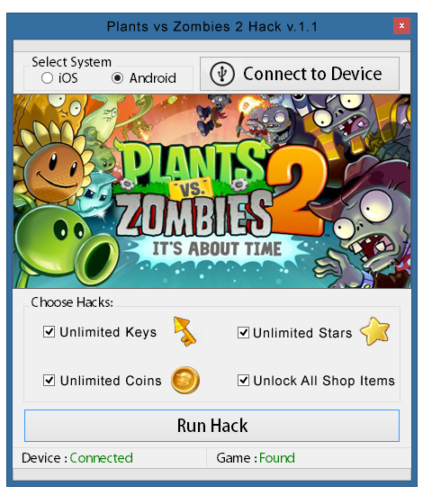 Ouya Hacks: Download Free Software Plants Vs Zombies Pc Hack