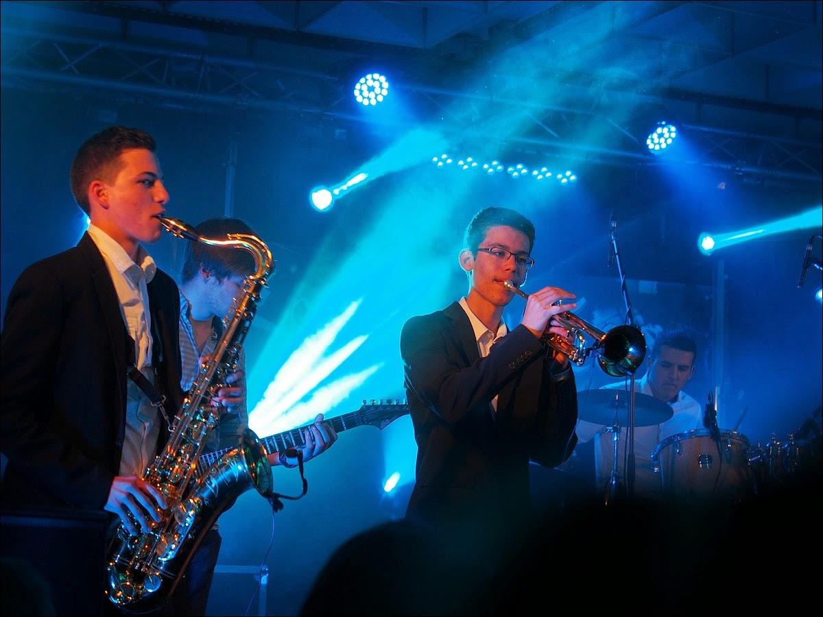 rock'n lycée concert Redon, Marcel Callo