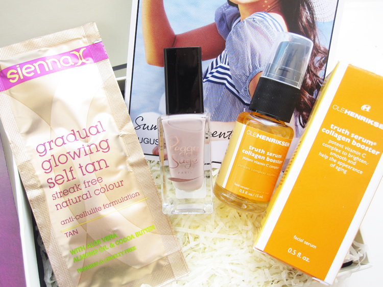 You Beauty Discovery Box - August 2015 review
