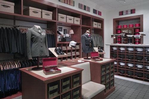 The Marine Shop Design by Bergmeyer Associates